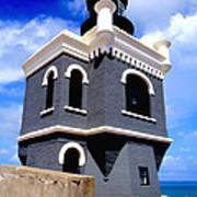 El Morro Lighthouse Art Print