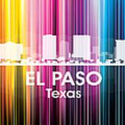 El Paso Tx 2 Art Print