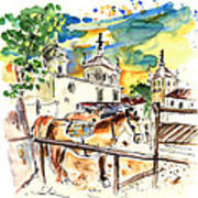 El Rocio 02 Art Print