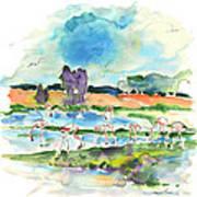 El Rocio 08 Art Print