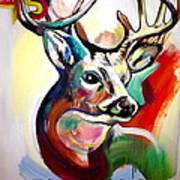 El Venado Art Print
