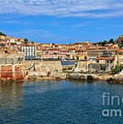 Elba Island - Portoferraio  Art Print