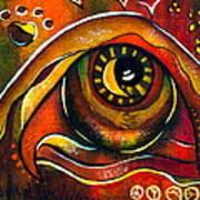 Elementals Spirit Eye Art Print