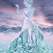 Elements - Water Art Print
