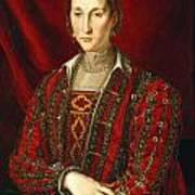 Eleonora Di Toledo Art Print