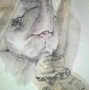 Elephants Elephants Elephants Art Print