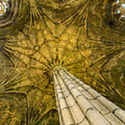 Elgin Cathedral Community - 21 Art Print by Paul Cannon