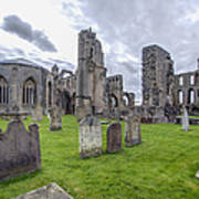 Elgin Cathedral Community - 3 Art Print