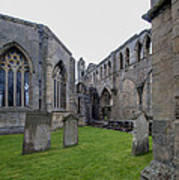 Elgin Cathedral Community - 6 Art Print