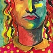 Elia Art Print