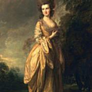 Elizabeth Beaufoy, Later Elizabeth Art Print