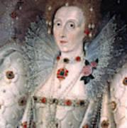 Elizabeth I Of England Art Print