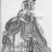 Elizabeth Younge (d Art Print