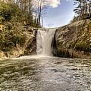 Elk Creek Falls 31 Art Print