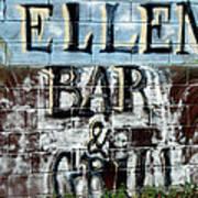 Ellen's Place Art Print