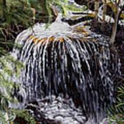 Ellen's Waterfall Art Print