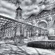 Ellis Island Immigration Museum IIi Art Print
