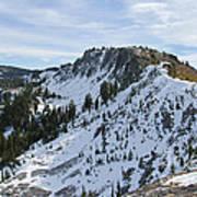Ellis Peak Trail 5 Art Print