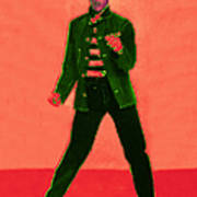 Elvis Is In The House 20130215m40 Art Print by Wingsdomain Art and Photography