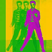 Elvis Three 20130215 Art Print