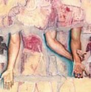 Embrace  @ Ariesartist.com Art Print