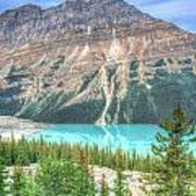 Peyto Lake 7 Art Print