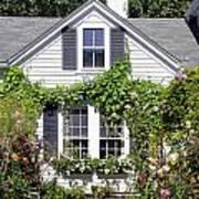 Emily Post House And Garden Art Print