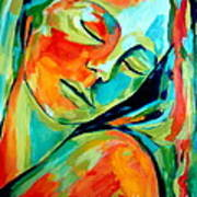 Emotional Healing Art Print