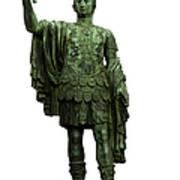 Emperor Marcus Cocceius Nerva Art Print