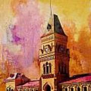 Empress Market Art Print by Catf