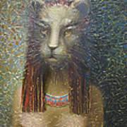 Empress Art Print