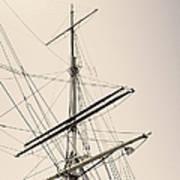 Empty Sails Art Print