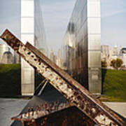 Empty Sky New Jersey September 11th Memorial Art Print