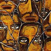 Empyreal Souls No. 5 - Study No. 1 Art Print