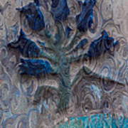 Enchanted Bluebells Art Print