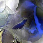 Enchanted Blues Art Print