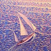 John Samsen Art Print