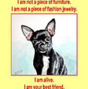 End The Puppy Mills Art Print