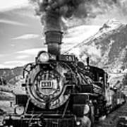 Engine 481 Art Print