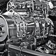 Engine Envy Print by Linda Bianic