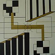 Engineering Target Art Print