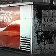 Enjoy Coca Cola  Art Print
