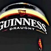 Enjoy Guinness Art Print