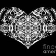 Enlightened Heart Art Print
