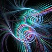 Enlightening Rhythm Art Print