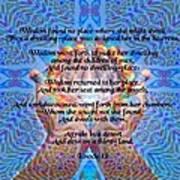 Enoch 42 Art Print