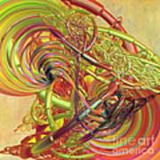 Entanglement Of Life Art Print