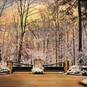 Entrance To Winter Art Print