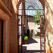 Entrances Art Print
