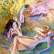 Eroscape 1201 Art Print